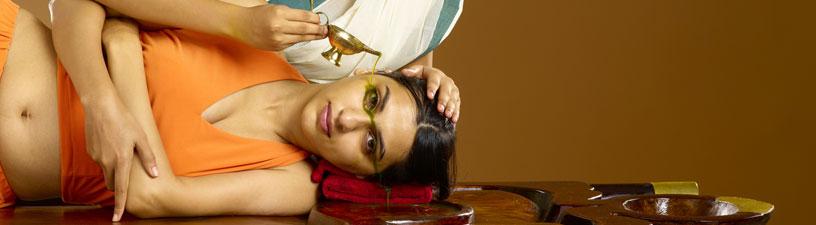 Nethra Tharpanam Ayurvedic Eye Wash